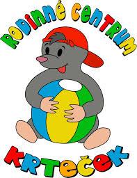 rodinne centrum krtecek logo