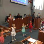 Týden pro rodiny v sídle Kraje Vysočina